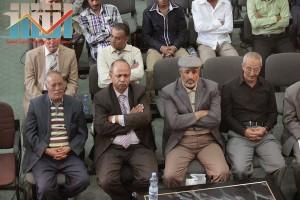 فعالية احياء الذكرى الـ15 لرحيل البردوني التي احيتها جبهة الانقاذ في بيت الثقافة بصنعاء (89)