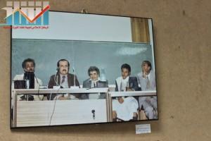 فعالية احياء الذكرى الـ15 لرحيل البردوني التي احيتها جبهة الانقاذ في بيت الثقافة بصنعاء (9)