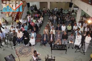 فعالية احياء الذكرى الـ15 لرحيل البردوني التي احيتها جبهة الانقاذ في بيت الثقافة بصنعاء (91)
