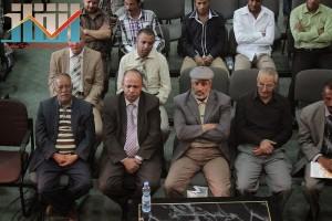 فعالية احياء الذكرى الـ15 لرحيل البردوني التي احيتها جبهة الانقاذ في بيت الثقافة بصنعاء (92)