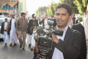 مسيرة انتهاء المهلة وبدء التصعيد الثوري التي انطلقت عصر اليوم 21فبراير من ساحة التغيير بصنعاء (20)