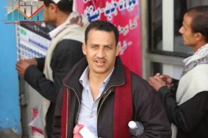 مسيرة انتهاء المهلة وبدء التصعيد الثوري التي انطلقت عصر اليوم 21فبراير من ساحة التغيير بصنعاء (62)