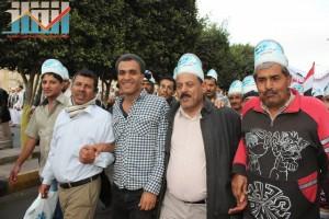 مسيرة انتهاء المهلة وبدء التصعيد الثوري التي انطلقت عصر اليوم 21فبراير من ساحة التغيير بصنعاء (92)