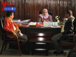 هيئة الظل الشعبية بجبهة الانقاذ تزور هيئة مكافحة الفساد لمتابعة اجراءات الهيئة في تقارير فساد سلمت لها قبل أكثر من عام (13)
