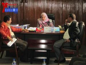 هيئة الظل الشعبية بجبهة الانقاذ تزور هيئة مكافحة الفساد لمتابعة اجراءات الهيئة في تقارير فساد سلمت لها قبل أكثر من عام (26)