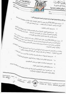 وثائق عاصفة فساد تلهف ميزانية الجهاز التنفيذي لكليات المجتمع وتقارير الرقابة تتحفظ على صحة كافة العمليات المتعلقة بالموارد (28)