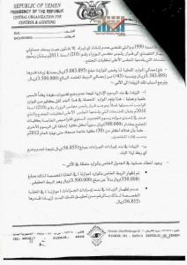 وثائق عاصفة فساد تلهف ميزانية الجهاز التنفيذي لكليات المجتمع وتقارير الرقابة تتحفظ على صحة كافة العمليات المتعلقة بالموارد (33)