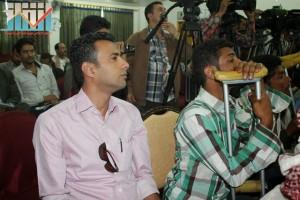 المؤتمر الصحفي لتنظيمية حملة  (10)