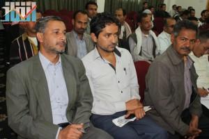 المؤتمر الصحفي لتنظيمية حملة  (12)