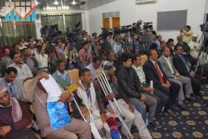 المؤتمر الصحفي لتنظيمية حملة  (31)
