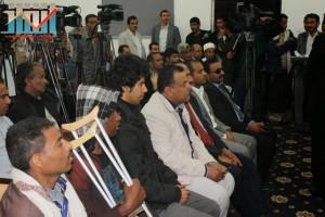 المؤتمر الصحفي لتنظيمية حملة  (38)