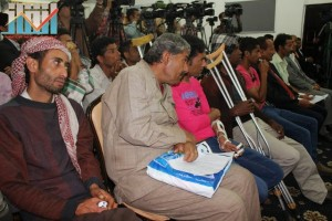 المؤتمر الصحفي لتنظيمية حملة  (9)