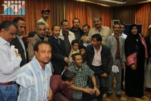 المؤتمر الصحفي للجنة التربية و التعليم في جبهة إنقاذ الثورة عن فساد و أخونة التعليم (104)
