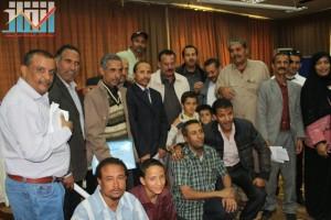 المؤتمر الصحفي للجنة التربية و التعليم في جبهة إنقاذ الثورة عن فساد و أخونة التعليم (105)