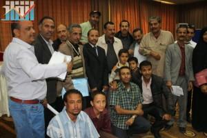المؤتمر الصحفي للجنة التربية و التعليم في جبهة إنقاذ الثورة عن فساد و أخونة التعليم (106)