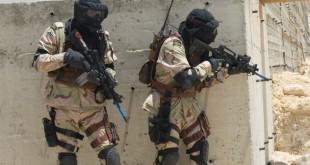 انزال بري لقوات التحالف السعودي في عدن