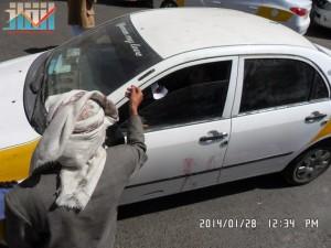تفاعل كبير من المواطنين مع حملة 11 فبراير بصنعاء (12)