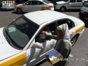 تفاعل كبير من المواطنين مع حملة 11 فبراير بصنعاء (15)