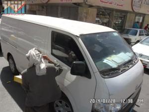 تفاعل كبير من المواطنين مع حملة 11 فبراير بصنعاء (37)