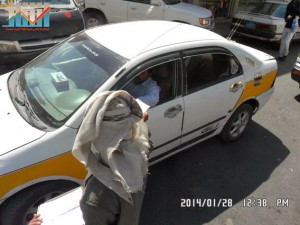 تفاعل كبير من المواطنين مع حملة 11 فبراير بصنعاء (39)