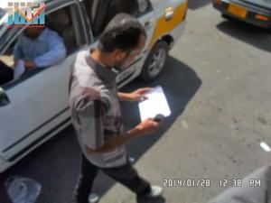 تفاعل كبير من المواطنين مع حملة 11 فبراير بصنعاء (41)