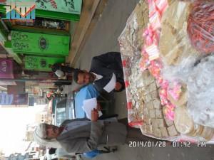 تفاعل كبير من المواطنين مع حملة 11 فبراير بصنعاء (46)