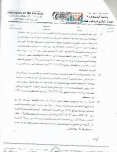 تقرير الجهاز المركزي للرقابة فرع الحديدة ص3