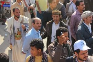 حملة 11 فبراير تخرج مسيرة حاشدة من ساحة التغيير بصنعاء تطالب باقالة و حاسبة حكومة الوفاق (13)