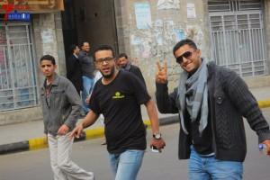 حملة 11 فبراير تخرج مسيرة حاشدة من ساحة التغيير بصنعاء تطالب باقالة و حاسبة حكومة الوفاق (140)