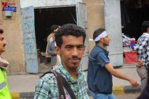 حملة 11 فبراير تخرج مسيرة حاشدة من ساحة التغيير بصنعاء تطالب باقالة و حاسبة حكومة الوفاق (146)