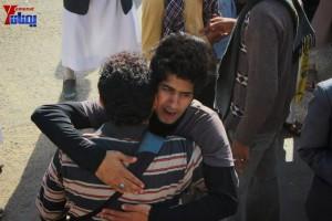 حملة 11 فبراير تخرج مسيرة حاشدة من ساحة التغيير بصنعاء تطالب باقالة و حاسبة حكومة الوفاق (15)