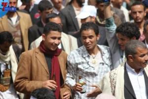 حملة 11 فبراير تخرج مسيرة حاشدة من ساحة التغيير بصنعاء تطالب باقالة و حاسبة حكومة الوفاق (179)
