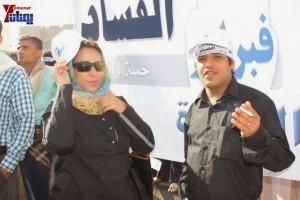 حملة 11 فبراير تخرج مسيرة حاشدة من ساحة التغيير بصنعاء تطالب باقالة و حاسبة حكومة الوفاق (18)
