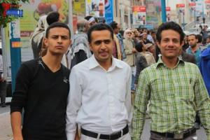حملة 11 فبراير تخرج مسيرة حاشدة من ساحة التغيير بصنعاء تطالب باقالة و حاسبة حكومة الوفاق (225)