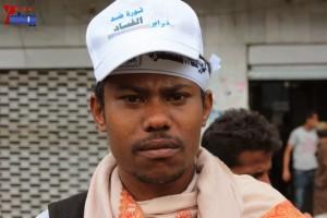 حملة 11 فبراير تخرج مسيرة حاشدة من ساحة التغيير بصنعاء تطالب باقالة و حاسبة حكومة الوفاق (236)