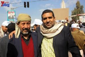 حملة 11 فبراير تخرج مسيرة حاشدة من ساحة التغيير بصنعاء تطالب باقالة و حاسبة حكومة الوفاق (40)