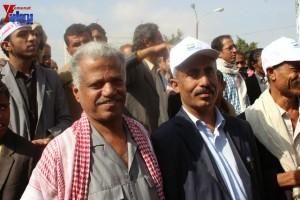حملة 11 فبراير تخرج مسيرة حاشدة من ساحة التغيير بصنعاء تطالب باقالة و حاسبة حكومة الوفاق (51)