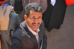 حملة 11 فبراير تخرج مسيرة حاشدة من ساحة التغيير بصنعاء تطالب باقالة و حاسبة حكومة الوفاق (9)
