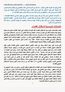 رؤية لجنة القضاء والعدل بجبهة إنقاذ الثورة لاستقلال القضاء اليمني وفقا للمعايير الدولية (28)