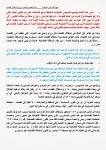 رؤية لجنة القضاء والعدل بجبهة إنقاذ الثورة لاستقلال القضاء اليمني وفقا للمعايير الدولية (8)