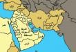 خارطة الشرق الاوسط الجديد