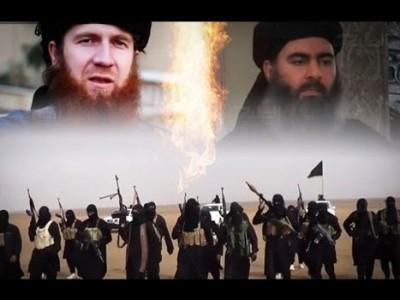 البغدادي والشيشاني