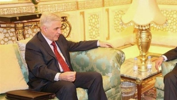 السفير الروسي بصنعاء فلاديمير ديدشكين