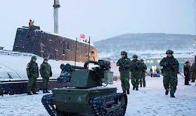 دبابة روسية بدون سائق