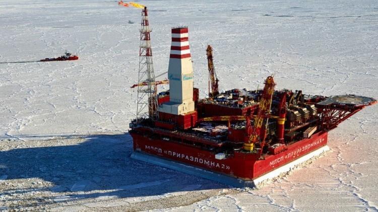 جرف القطب الشمالي