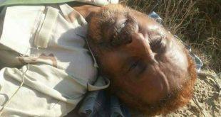 جثة عمر الصبيحي