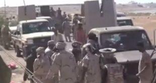 قوات هادي قرب المخا
