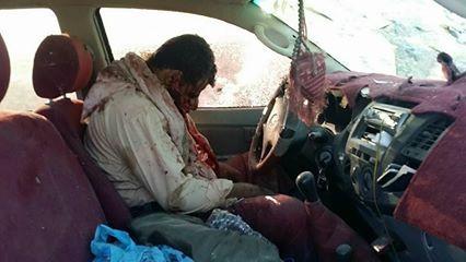 اغتيال حامد جعفر مدير الاحوال المدنية بشبوة
