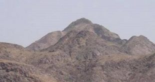 جبال نهم صنعاء