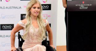 شابة على كرسي متحرّك تتقدم إلى مسابقة ملكة جمال أستراليا